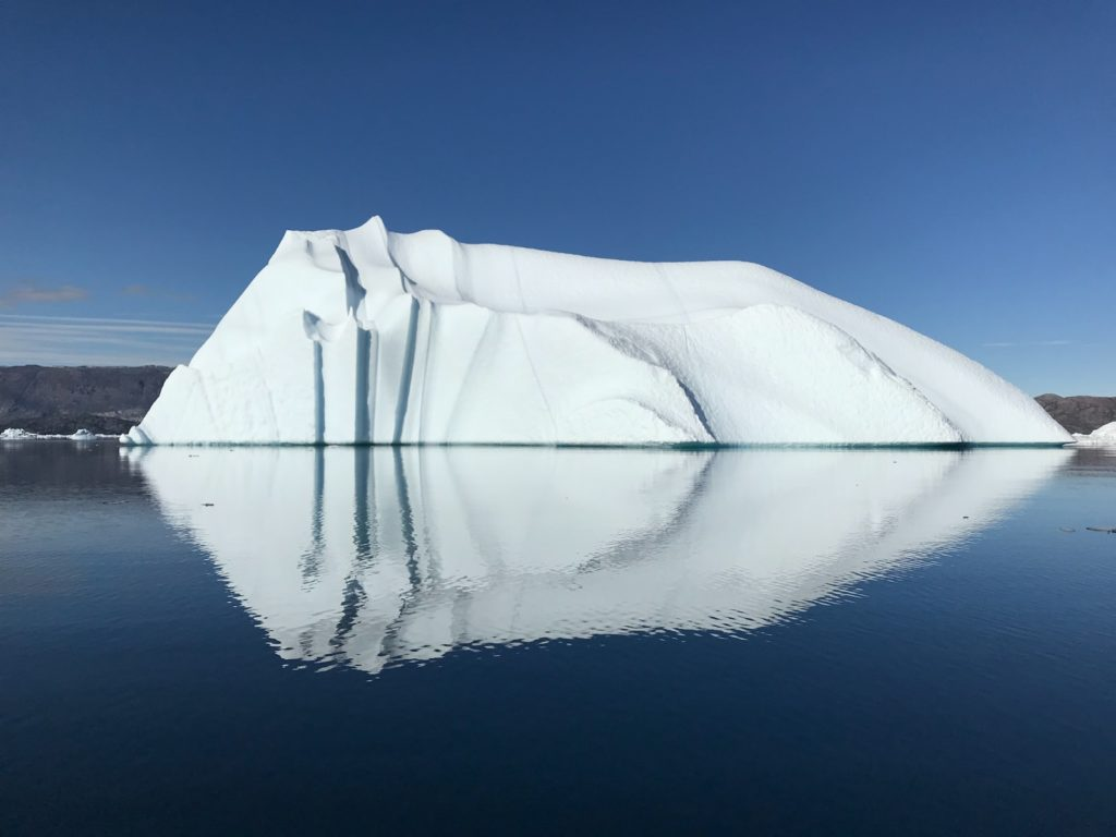 Like a good iceberg, there is plenty going on under the surface